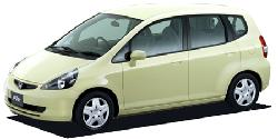 запчасти Honda Fit GD2