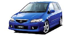 запчасти Mazda Premacy CP8W, CPEW