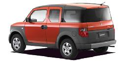 запчасти Honda Element YH2